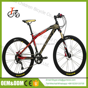 26 inch Chinese carbon fiber mountain bicycle/sport carbon fibre bike