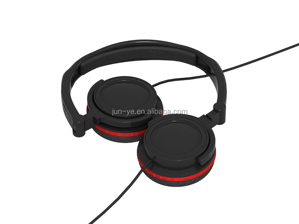 Fashion design stereo wired dj headphone headset with discount