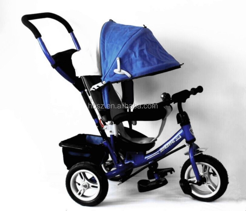 new model baby walker tricycle baby stroller 3 in 1