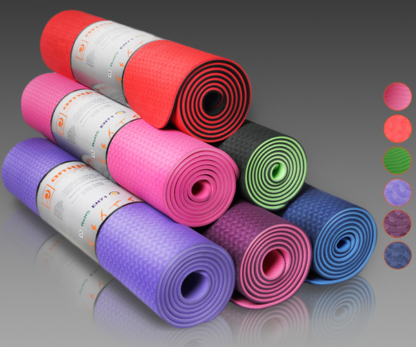 Brand New Yoga Mat Eco Friendly With Low Price
