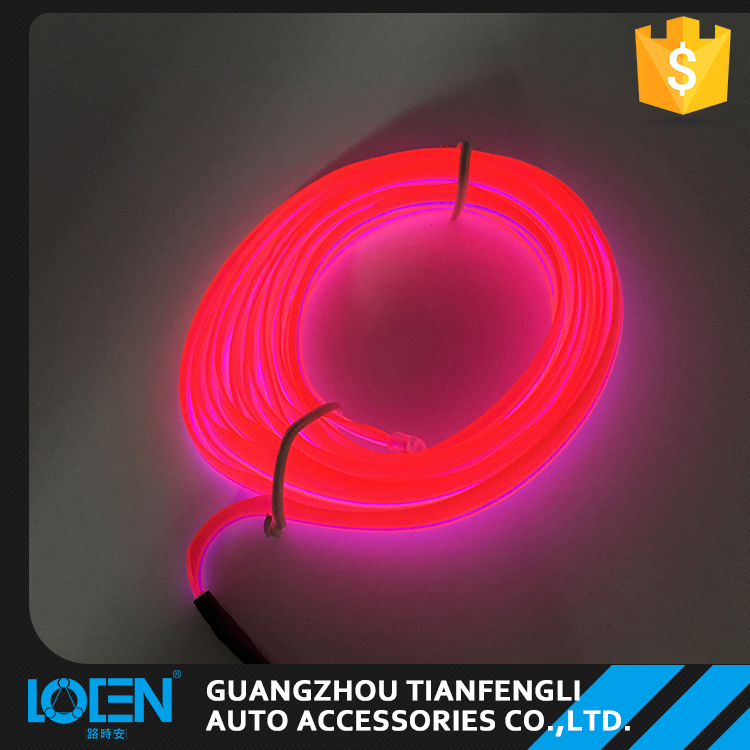 Car Decoration Lamp Led Car Atmosphere Lights Auto Interior Rope Lighting, Rope  Lights, Strip