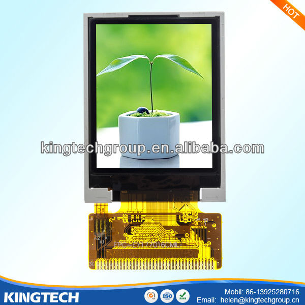 1.8 inch 128X160 china lcd manufacturers