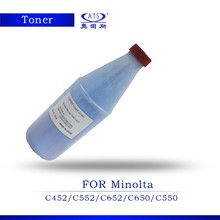 Compatible Color Toner Powder for Konica Minolta C451 452 550 552 650 652 C551 452 652 Toner Refill Powder