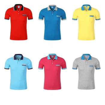 5e398bca3 Custom t shirt printing promotional t shirts with your logo design polo  shirt