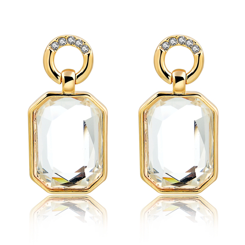 d1a8b24924ae8 White Gold Earrings For Girls For Couple - Dapazze.com