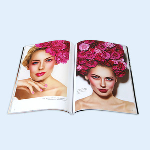 High Quality Products Magazine With Cover Matt Lamination Book Printing Service