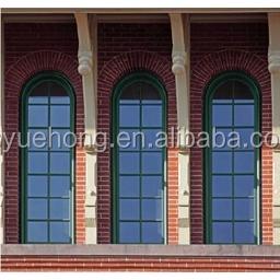Aluminum Decorative Fixed Panel Window Grill Design