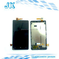 China Supplier for Nokia Lumia 820 LCD Screen with Digitizer Assembly