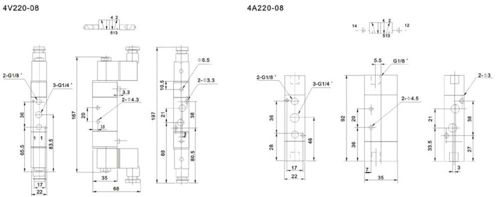 HTB1hMuSGFXXXXbIXpXXq6xXFXXXp 4v200 series 24vdc solenoid valve airtac model 4v210 08 buy airtac 4v210-08 wiring diagram at soozxer.org
