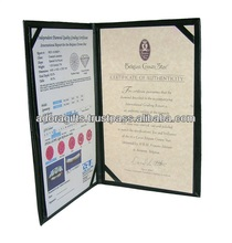 work experience certificate holder / diploma certificate cover best price