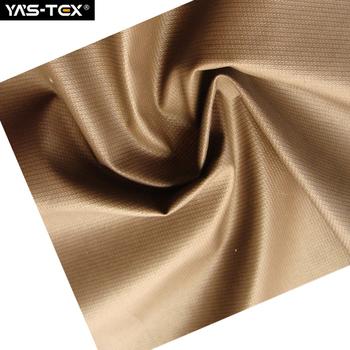 100% nylon dobby tissu avec revêtement pu pour imperméable - buy