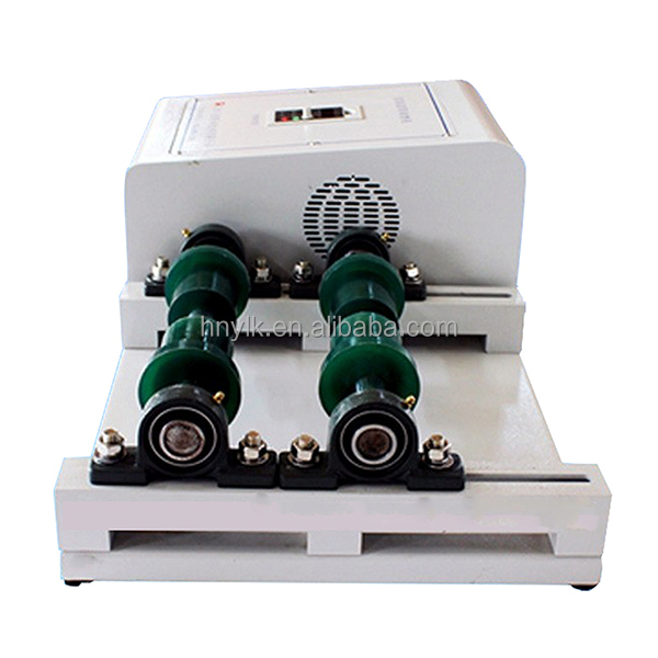Portable Laboratory Two Roll Mill Lab Powder Roller Mill