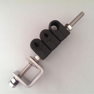 Best Price metal c shape cable clamp/pipe clip