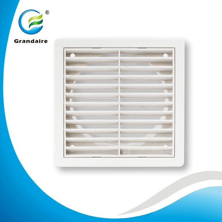 Air Conditioning Plastic Square linear Diffuser Grille