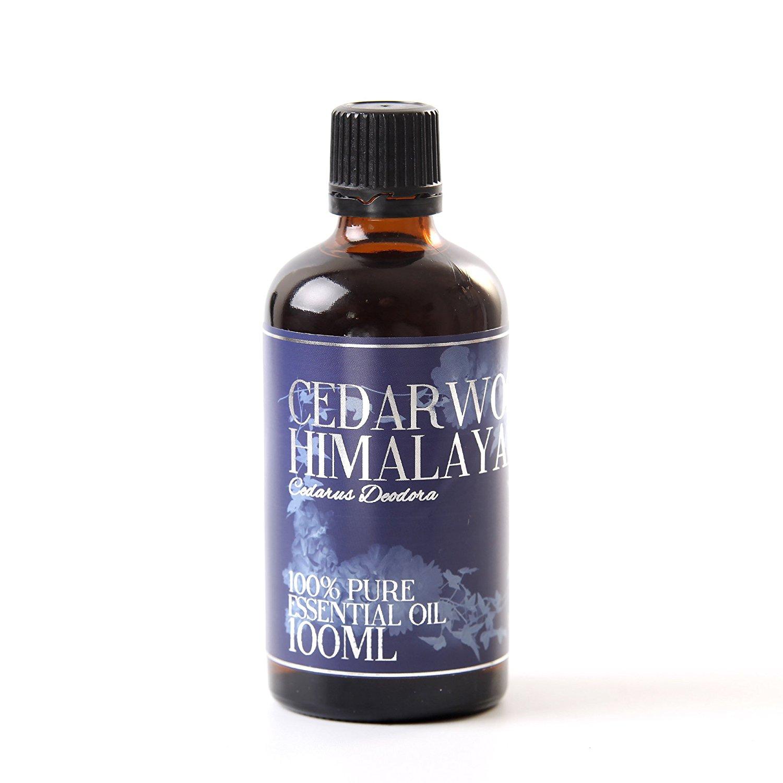 Mystic Moments Cedarwood Himalayan Essential Oil 100% Pure 100ml