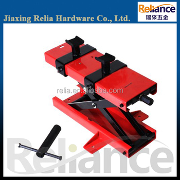 Mini Type Hydraulic Motorcycle Lift Dirt Bike Scissor Jack Stand