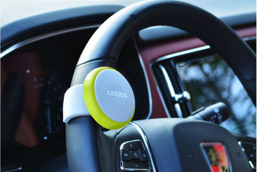 Car universal steering wheel booster ball Silicone booster ball