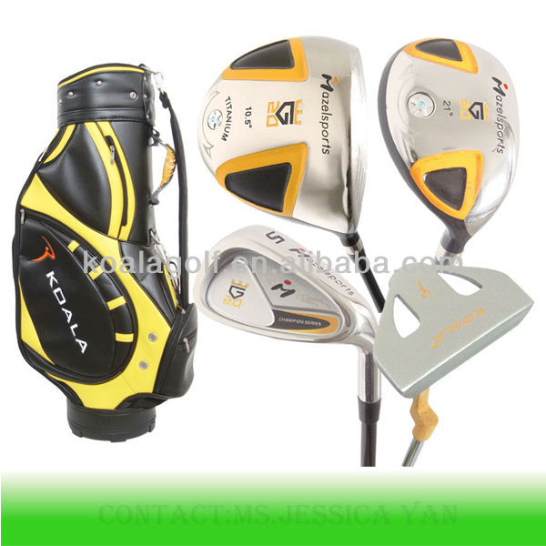 Discount/cheap golf clubs