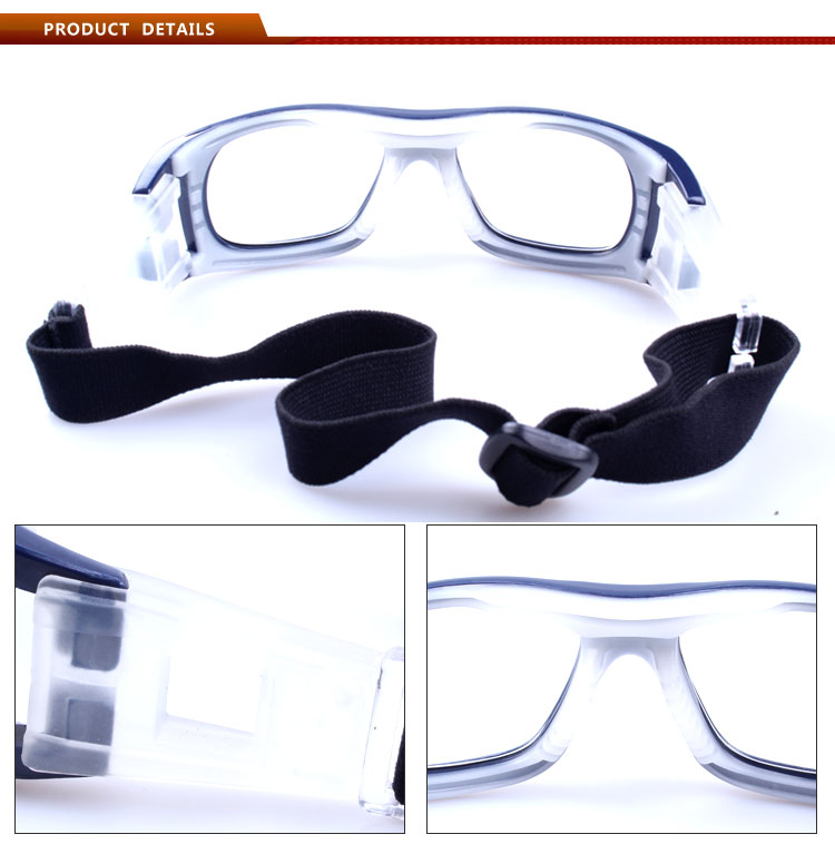 Racquetball/Handball/Volleyball/Basketball Glasses Sport Myopia safety goggle