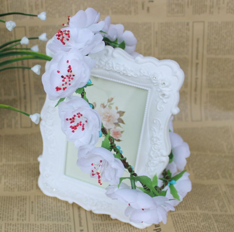 Metal Flower Wreath, Metal Flower Wreath Suppliers and Manufacturers ...