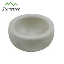 Wholesale marble and granite salt and pepper stone bowl