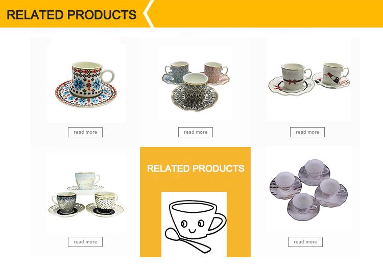 Bulk 6 Pieces Ethiopian Eritrean Ceramic Porcelain Cheap Unique Shape Dinner Plate Set
