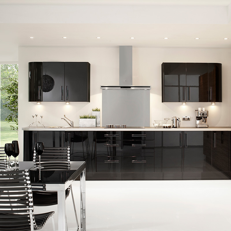 Modern Kitchen Cabinet High Gloss Finish Kitchen Cabinets View Modern Kitchen Cabinet Cbmmart Product Details From Cbmmart Limited On Alibaba Com