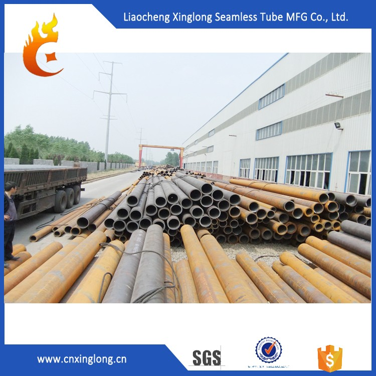 Seamless Steel Pipe Stocklist in China