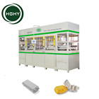 Egg carton boxes making machine made in China factory