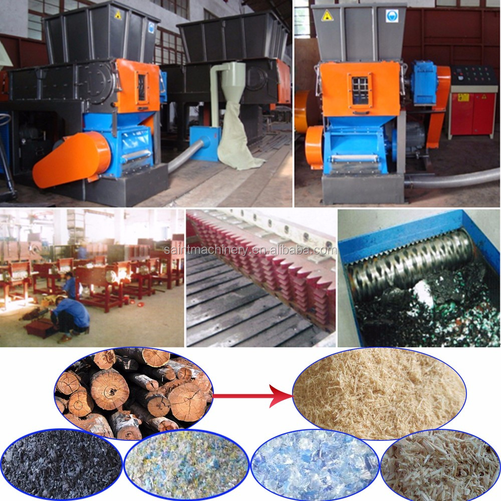 wood pallet shredder machine for sale