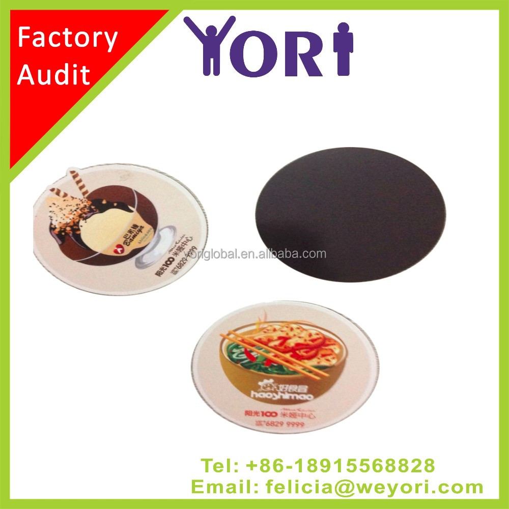 Yori cheap soft pvc fridge magnet