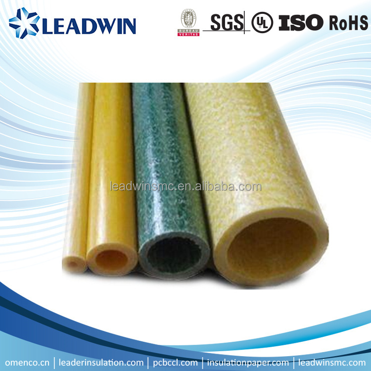 Pultruded glass fiber tube,high temperature fiberglass round tube,fiberglass tubing