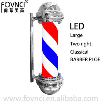 Hd-75 Kapsalon Verchroomde Plated Opknoping Lamp Kapper Lamp Pole ...