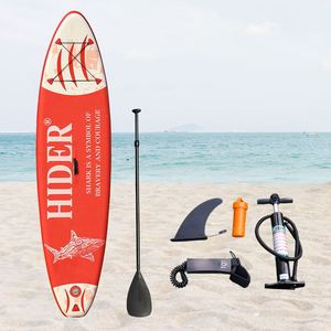 Top quality pedal board surfboard inflatable paddle surfing