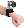 Gopro Accessories 360 Degree Rotation Hand Wrist Strap Band Mount Arm Belt for Gopro Hero 3