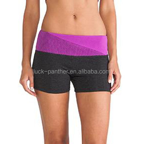 Comfortable Women Wearing Tight Yoga Pants,Womens Workout Shorts ...