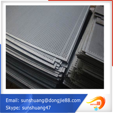 wholesales factory Easy installation pull wire netting perforated