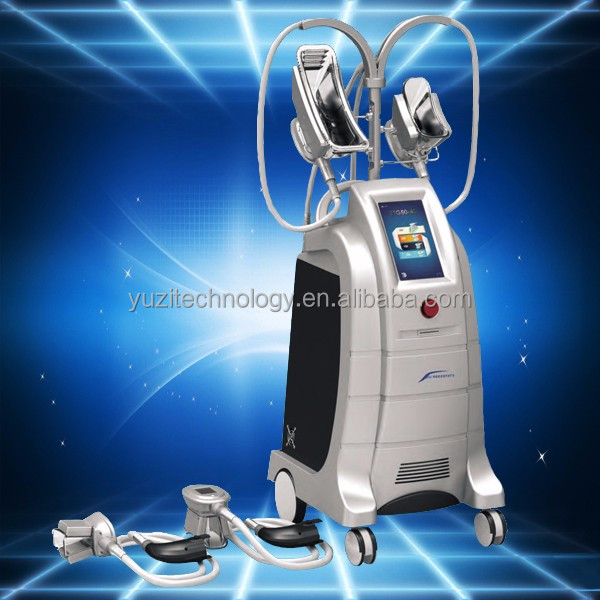 2016 Good Effect 3 Handles Vaccum Liposuction cryotherapy machine price