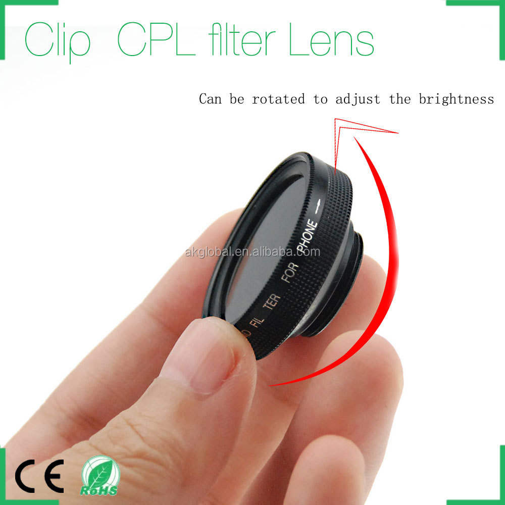 Digital Camera Phone Nd Filter Dslr Lens Filter For Samsung Galaxy S6 S5 S4  Iphone 6 Plus - Buy Filter,Dslr Lens Filter,Filter For Samsung Product on