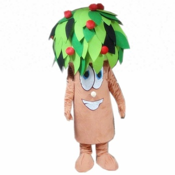 Event using quality walking plush apple tree mascot costume for all height adult tree costume  sc 1 st  Alibaba & Event Using Quality Walking Plush Apple Tree Mascot Costume For All ...