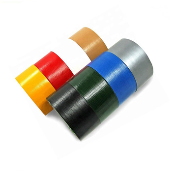Heavy Duty high adhesion hotmelt cloth duct tape for industrial job sealing repairing