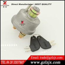 fire up ignition switch for CAT 2 lines excavator spare parts