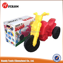 2016 New Products !!! Plastic Ride On Toy Motorbike, scooter, kids baby car with factory price