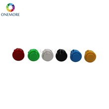 24mm Card Type Push Button /Arcade Game Machine Led Push Button /Slot Machine Push Button