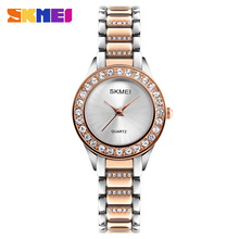 current design jewels women watch rose gold crystal quartz lady dress watches