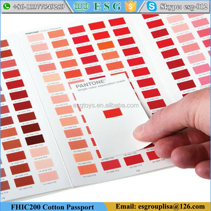Pantone Tcx Color Chart Fashion Home Interiors Cotton Passport