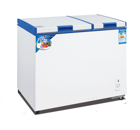 400L High-end Ultra Low Temperature Refrigerator freezer for ocean food fish