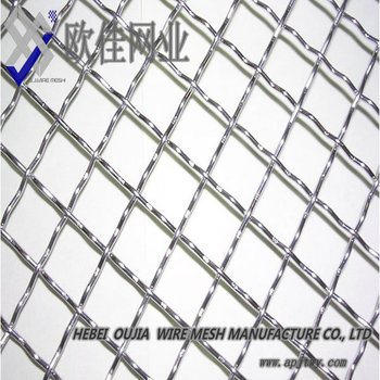 High Carbon Steel Square Crimped Wire Mesh,1-24 Mesh,Sus 304,316,316 ...