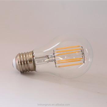 A19 Alibaba Chine Décorative Gros Fabrication 110 Lampe E27 Domestique V220 E14 Led 130 240 V D'ampoule Buy B22 Filament En D'éclairage De 8OkX0wnP
