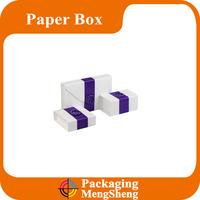 Custom new design foldable gift suitcase box hard cardboard box